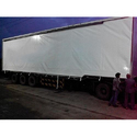 Truck Side Curtains