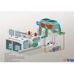 Industrial Effluent Distillery Multi Stage Modified Water Intake System