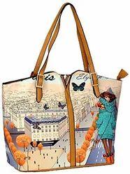 Printed Women Handbags