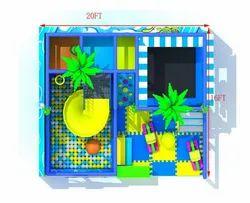 Ocean Soft Play Equipment