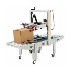 Random Semi Automatic Box Taping Machine