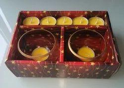 Diwali Candle Gift Set