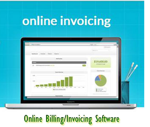online billing and invoicing software services and web application