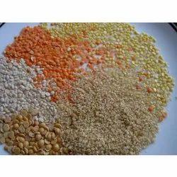 Unpolished Haleem (Raw mix haleem), High in Protein