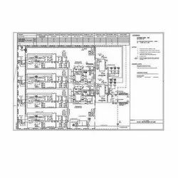 Mechanical Autocad Design and Drawing Service in M  M