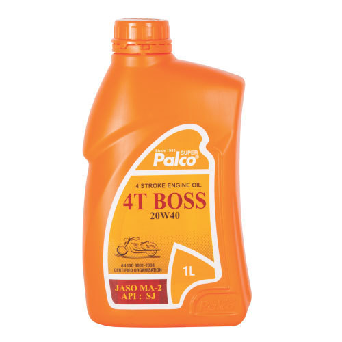Palco 4 T Boss 20W40 Engine Oil, Pack Size: 1-210 L | ID