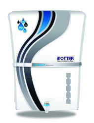 Plastic iPOTTER - Domestic Water Purifier - DWP 07, Capacity: 10-12 Litre