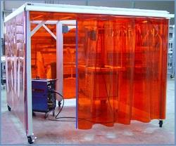 Welding Grade Strip Curtains