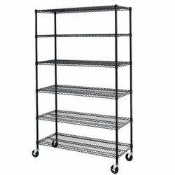 Display Shelf Rack