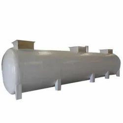 Water Storage Tanks Fabrication