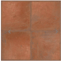 Cotto Rouge Tiles, 9.8 0.5 Mm