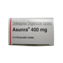 Asunra 400mg Tablets