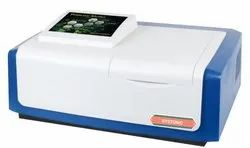 Systonic Double Beam Spectrophotometer Model No. S-9270