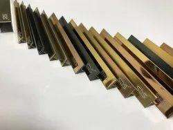 PVD Titanium Coated Floors Profiles