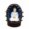 Beautiful White Buddha Water Fountain