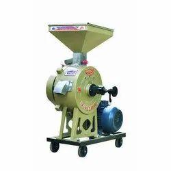 Flour Mill Machine (Stone/Blade)