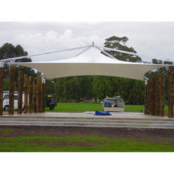 Outdoor Fabric Membrane Tensile Structure
