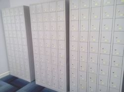 Safe Deposit Locker Cabinet