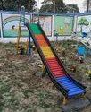 Playground Roller Slide