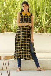 Printed Designer Wear Kurti