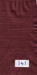 Plain Curtains Long Crush Fabric for Home, Size: 1 Meter