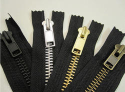 No 10 Jean Metal Zippers