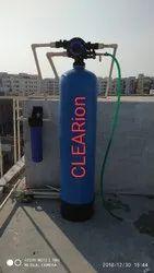 Ion Exchange Water Softener