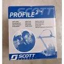 Adjustable Tpe Scott Profile2 Half Face Mask