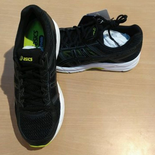 Asics Men's Black Running Shoes at Rs