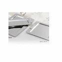 Metal Shape: Rectangle Border Tray, Size: 31 X 38 Cm