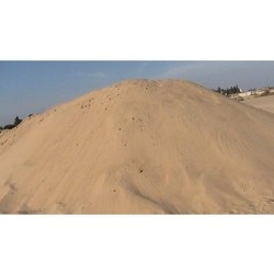 Brown Powder River Silica Sand, Packaging Type: Pp Bag