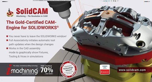 SolidCAM - CAM Software | Bliss Business Solutions | Retail