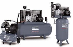 5.5 HP - 15 HP AC Three Phase Reciprocating Compressors, For Industrial, 270 Ltrs