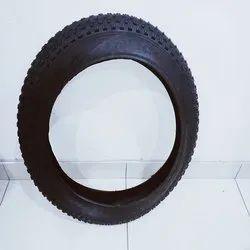 ASR/Martes Black Fat Bicycle Tyre 26x4, Wheels