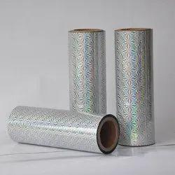 Holographic Aluminum Foil - Holographic Aluminium Foil Latest Price