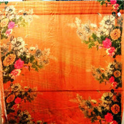 Designer Chiffon Printed Scarves