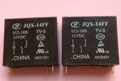 Power Relay JQX-14FF-1Z-5V / JQX-14FF-1Z-12V / JQX-14FL-1Z-5V / JQX-14FF-012-1Z