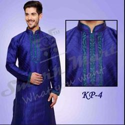 Pakistani Style Wedding Sherwani Kurta
