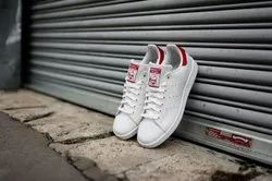 Men White Casual Shoe, Size: 41 To 45