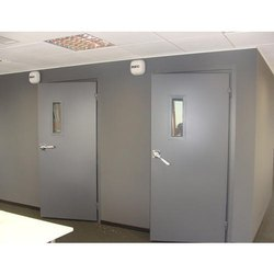 SS Acoustical Doors