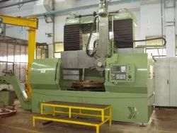 Suraj CNC VTL 600 Vertical Turning Lathes, Automatic Grade: Automatic, 1
