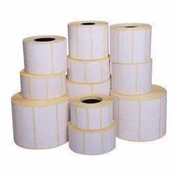 Label Stock Paper