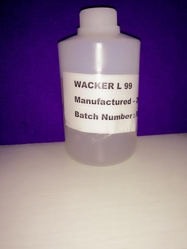 Water Color 1 Ml Wacker L 099 Silicone Spray Adjuvant, For