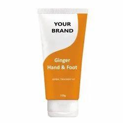 Ginger Hand & Foot Cream