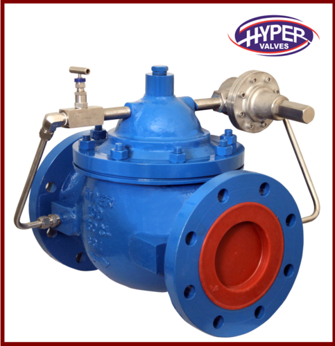 HYPER Stainless Steel ACV Pressure Reducing ValveValve Size 2 To 8 Inch