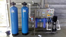 Industrial FRP Reverse Osmosis Plants