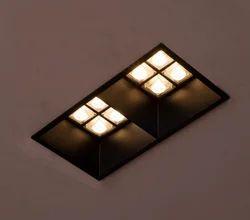 PRR Tom 2A Black Concealed Light