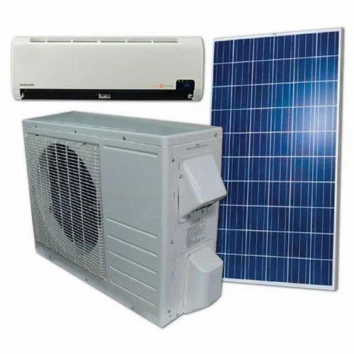 1 5 Ton Solar Air Conditioner