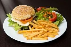 Spicy Yummy Tangy Frozen Burgers ( all types burgers available)