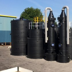 Hydrofluoric Acid Storage Tank